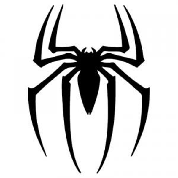 Spiderman Logo Coloring Page Superhero Coloring Pages