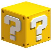 Block Super Mario Wiki The Mario Encyclopedia Super Mario Mystery Box Super Mario 3d