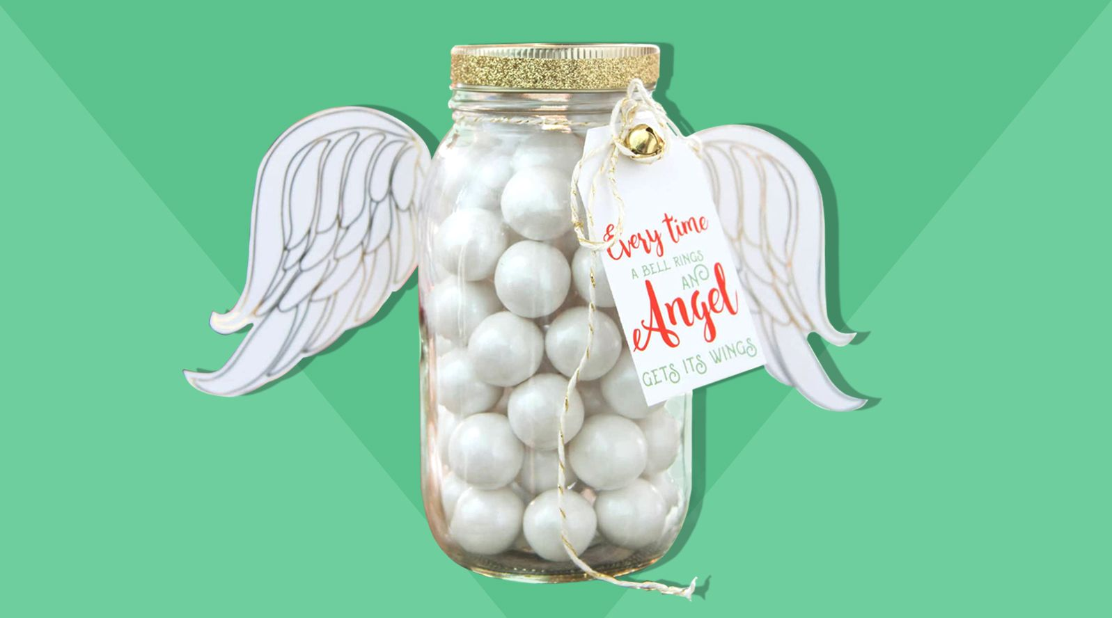 Real Simple Christmas Gifts 2020 50 Mason Jar Christmas Gifts and Craft Ideas   Real Simple in 2020