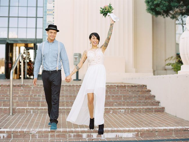 San Diego elopement inspiration