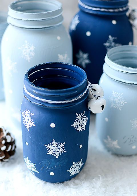 Photo of Easy Mason Jar Christmas Crafts That Are Just as Pretty as They Are Fun to Make
