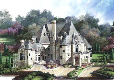 Castle Much Luxury House Plans French Country House Plans Castle Floor Plan