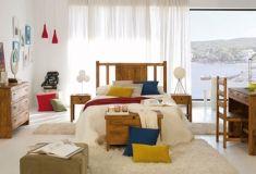 Camera Da Letto Legno Naturale : Testate per letti in legno naturale collezione minimal top home