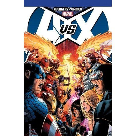 The Avengers and the X-Men - the two most popular super-hero teams in history - go to war! This landmark pop-culture event brings togethe...