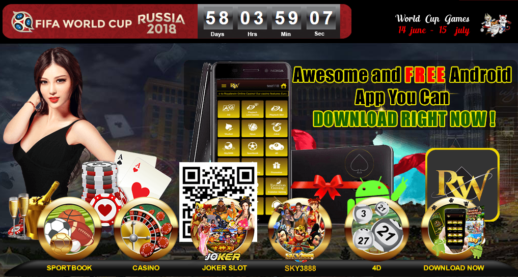 Royalewin online casino games are including hundreds of
