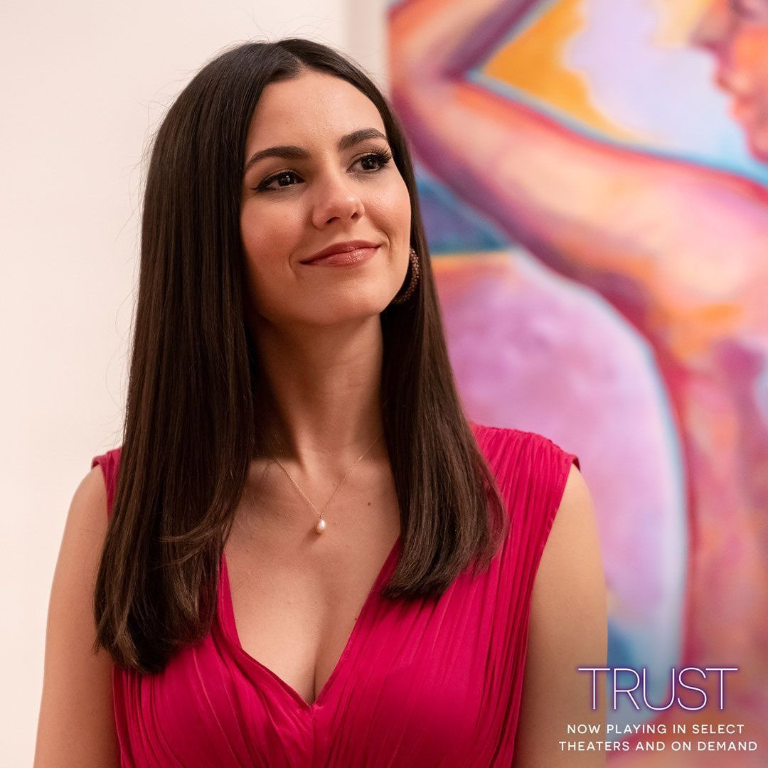 Trust Movie On Instagram Who Will You Believe See Victoria Justice As Brooke In Trustmovie Now In Select Theaters A In 2021 Victoria Justice Victoria Celebrities