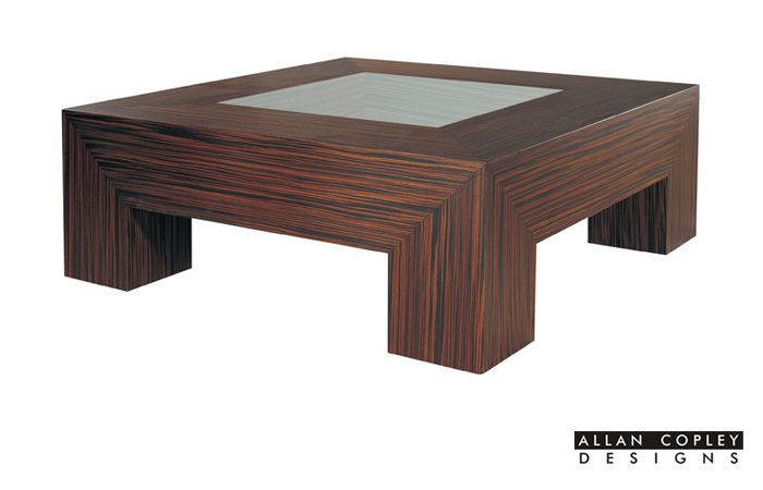 Allan Copley Designs Melrose Cocktail Coffee Table