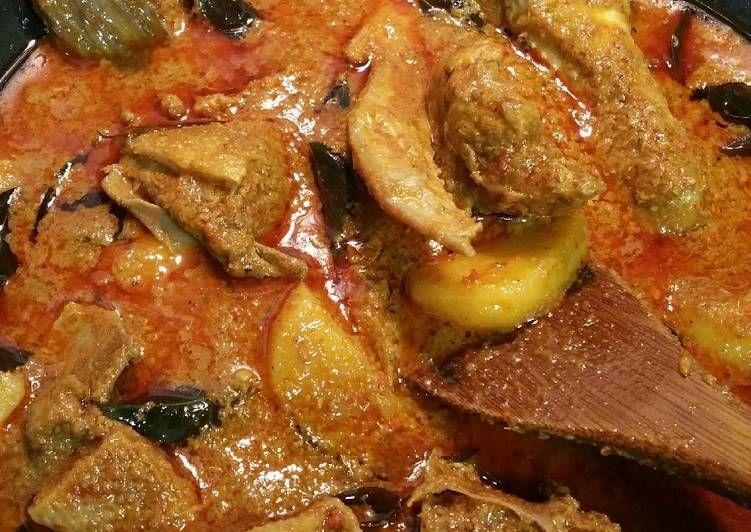 Resep Kari Bebek Aceh Oleh Niarrain Resep Ide Makanan Resep Masakan Indonesia Makanan