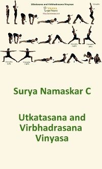 warrior sequence  'surya namaskar c'  ashtanga vinyasa