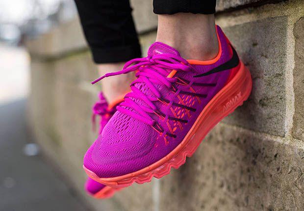 Nike Air Max 2015 fucsia
