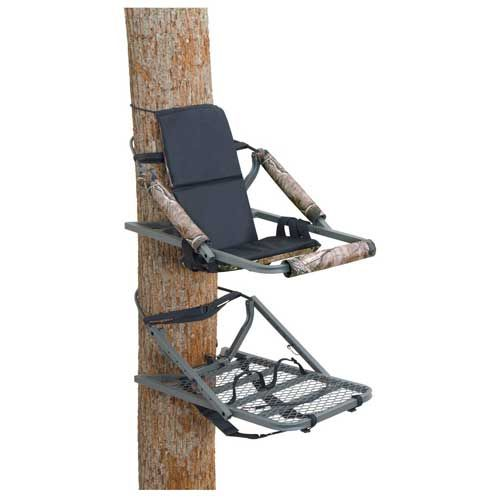 Remarkable Ameristep Grizzley Climber Treestand Dunhams Sports Get Andrewgaddart Wooden Chair Designs For Living Room Andrewgaddartcom