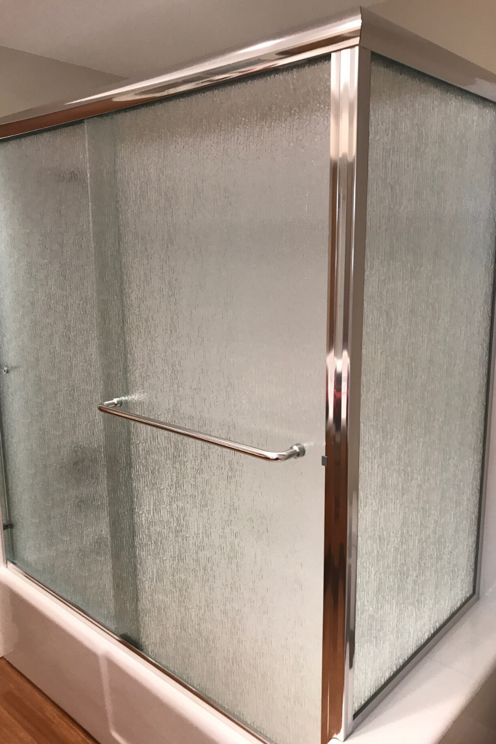 Pin On Frosted Glass Showers