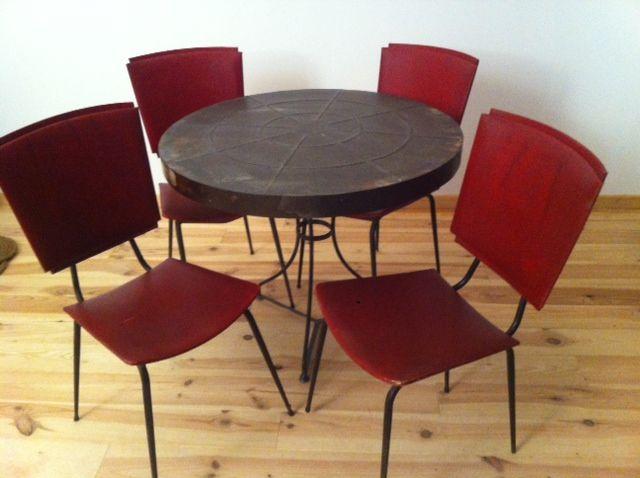 table indus plateau de triage d'huitres | créations locales 17320