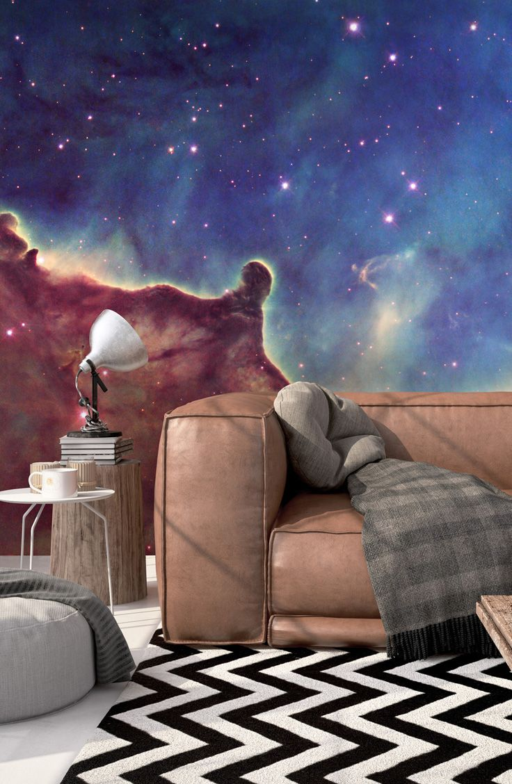 nasa hubble wall mural perfect for creating a starry night wall hubble image of ngc 3324 wall mural