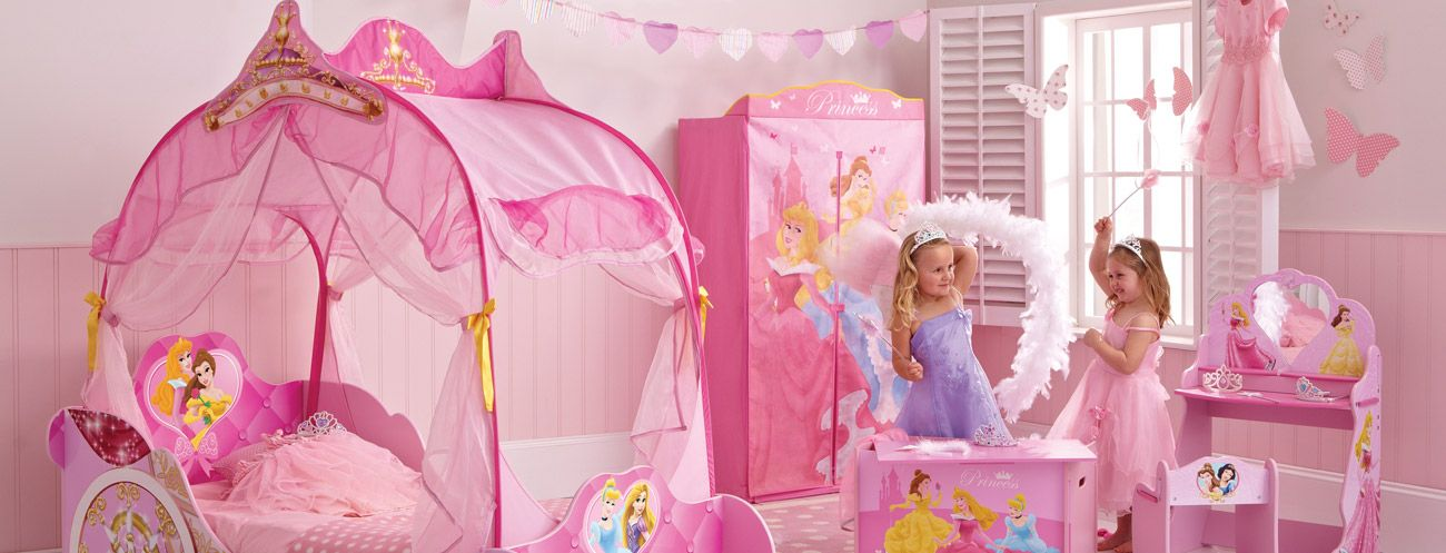 D coration de chambre princesses disney id e d co chambre gabrielle pinterest princess for Chambre princesse disney