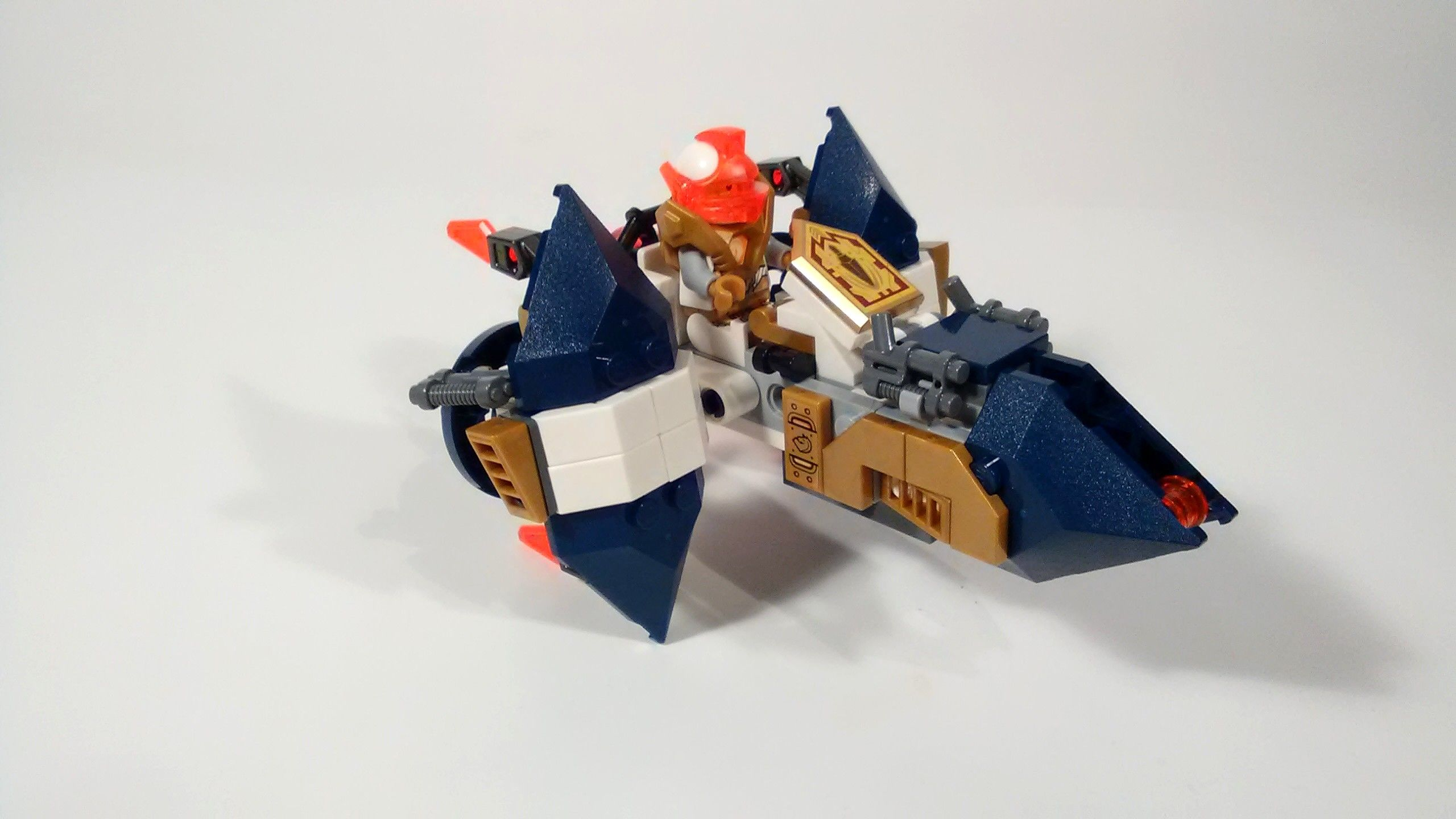 My Alternate Build Of The Lances Hover Jouster From Lego Nexo