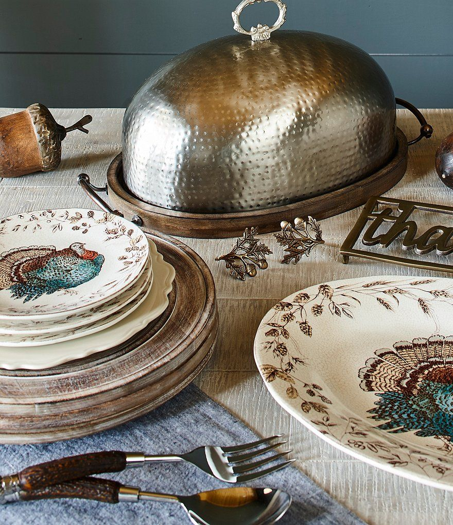 Color:Turquoise - Image 4 - Southern Living Festive Fall ...