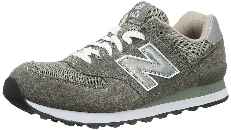 52b7f23288590 Amazon.com: New Balance Men's 574 Classics Running Shoe: NEW BALANCE ...