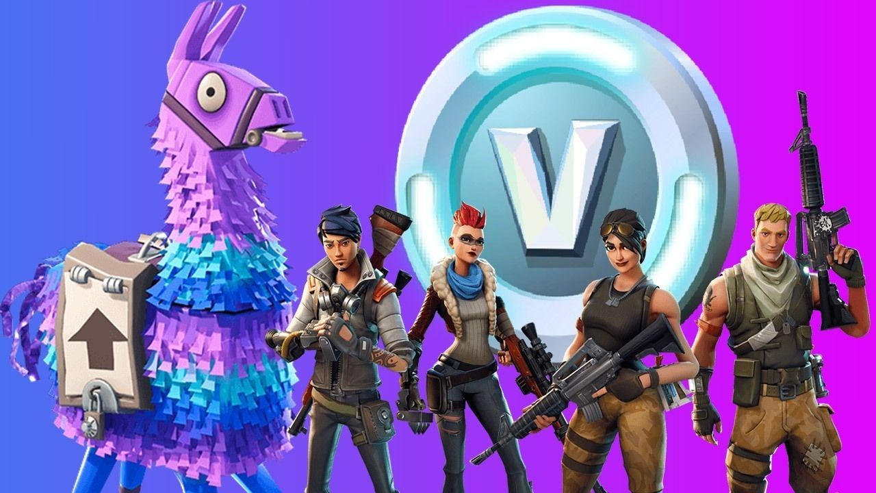 Fortnite how to earn free vbucks youll have to unlock