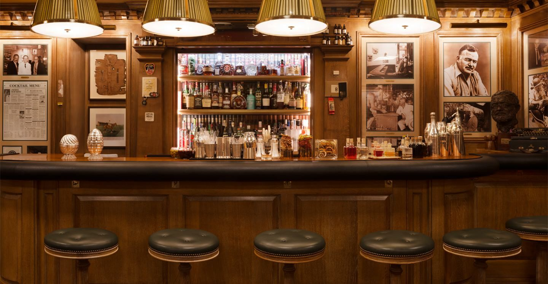 96. Hotel Bars