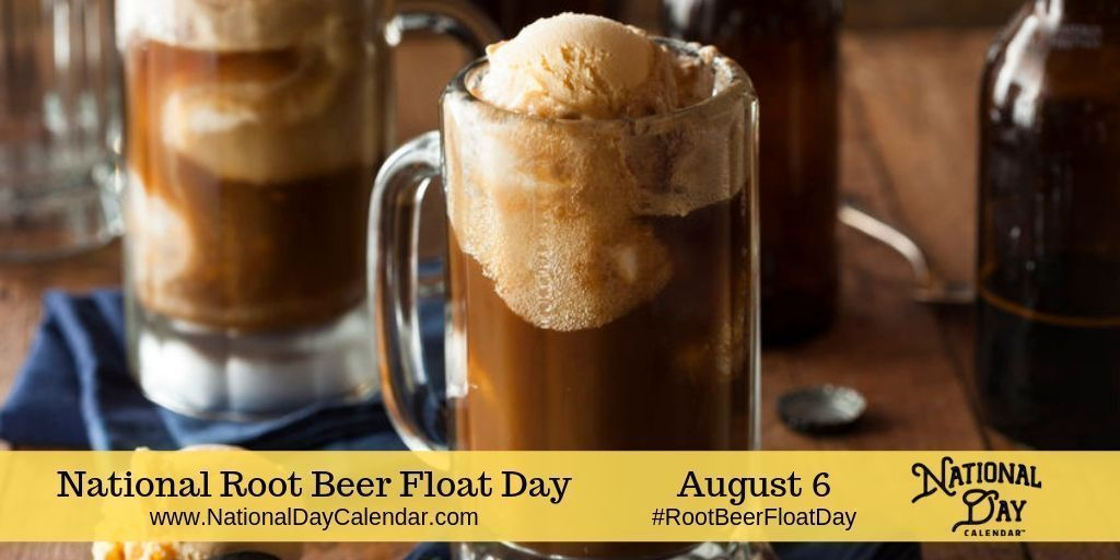 NATIONAL ROOT BEER FLOAT DAY – August 6 #rootbeerfloat This classic creamy treat has been enjoyed by many for generations, a perfect mix of ice cream and soda on any hot summer day, and certainly on Root Beer Float Day. #rootbeerfloat NATIONAL ROOT BEER FLOAT DAY – August 6 #rootbeerfloat This classic creamy treat has been enjoyed by many for generations, a perfect mix of ice cream and soda on any hot summer day, and certainly on Root Beer Float Day. #rootbeerfloat NATIONAL ROOT BEER FLOAT D #rootbeerfloat