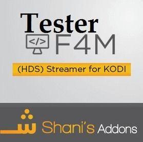 How to Install F4M Tester Kodi Proxy addon on Krypton 17