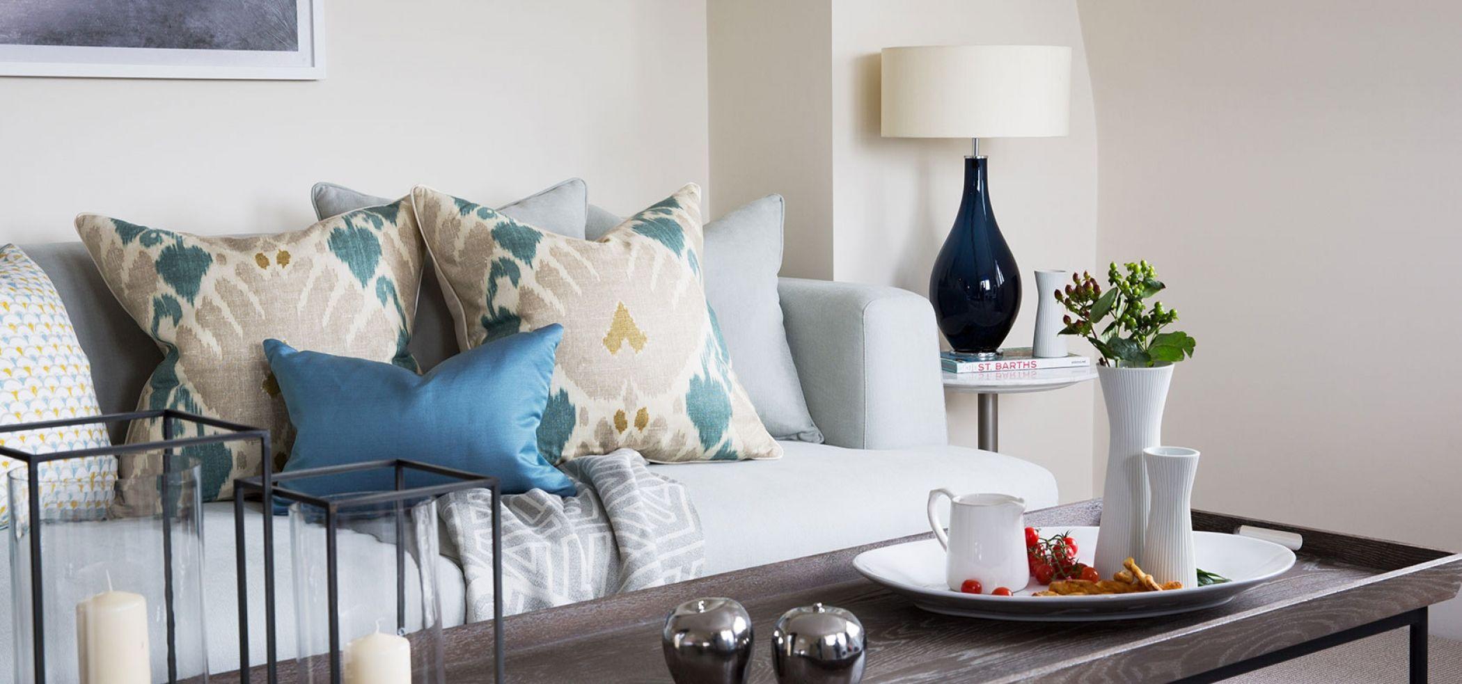 Serviced Apartments Interior Design   Belgravia London   th2 Designs ...