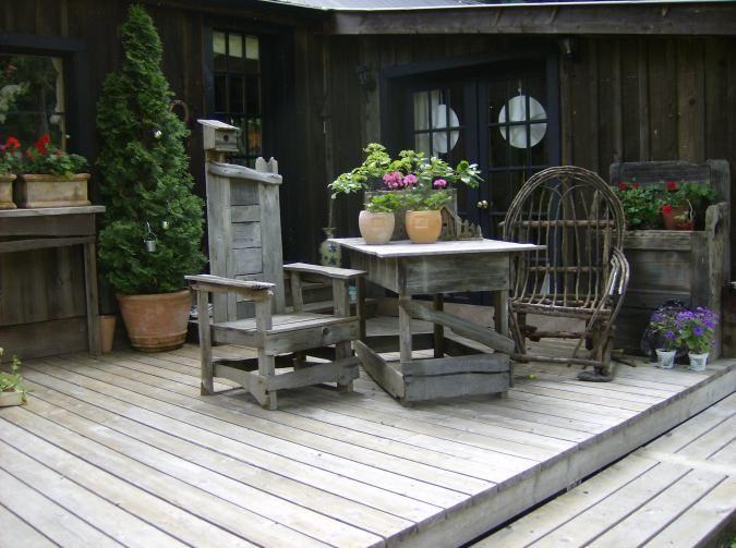 Produit permanent de traitement de bois extérieur - LifeTime® Wood