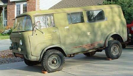 Jeep Cab Over Army Van Jeep Jeep Cars Shtf Vehicle