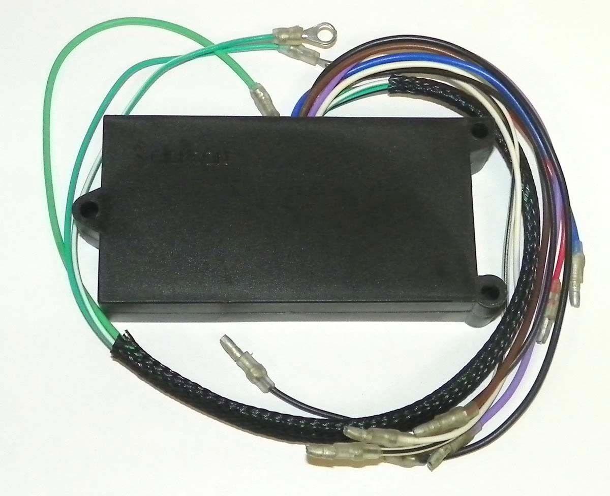 Wsm Mercury 65 95 Hp 3 Cylinder Switch Box Oem 18495a 10 18495a 12 18495a 361 4953 18495a 10 18495a 12 18495a Mercury Cylinder Oem