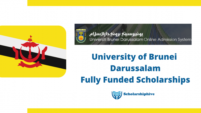 University Of Brunei Darussalam Fully Funded Scholarships Scholarships Faculty Of Science Economics University