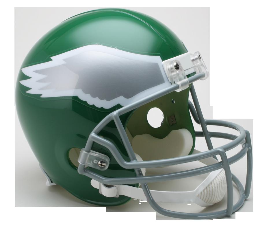Philadelphia Eagles Replica Full Size Throwback Helmet 1974 To 1995 Philadelphia Eagles Helmet Football Helmets Philadelphia Eagles