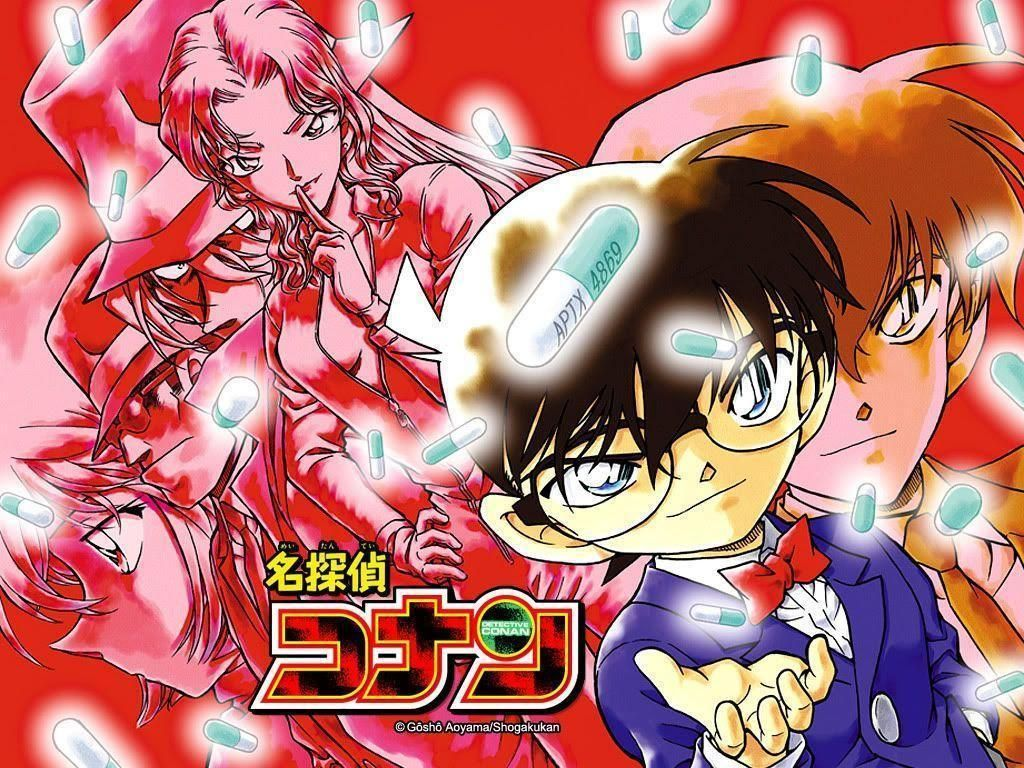 Cartoon Excellence Detective Conan 刑事 名探偵コナン コナン