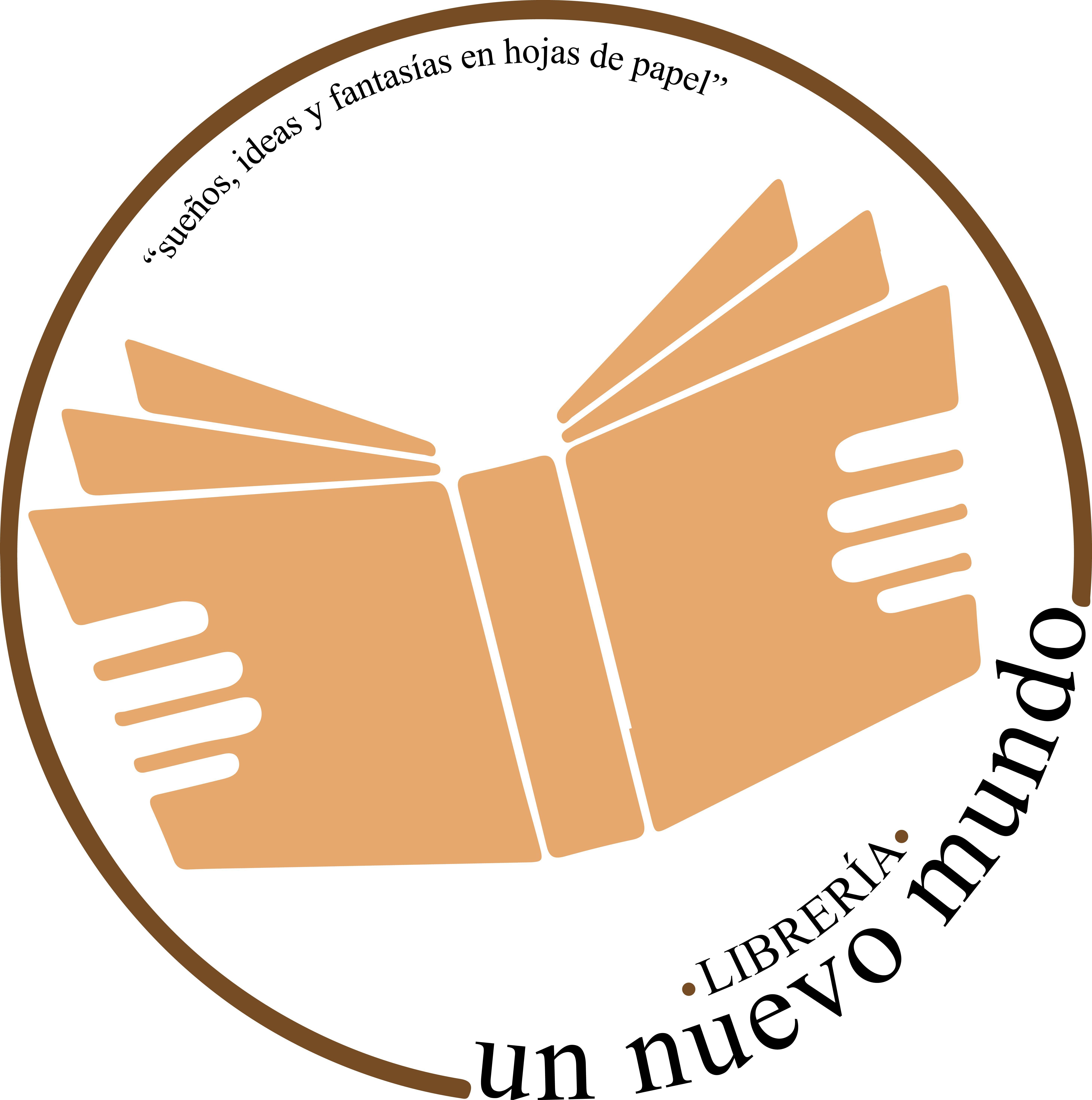 """Diseño / Logo de Librería """"Un Nuevo Mundo"""" в 2020 г"""