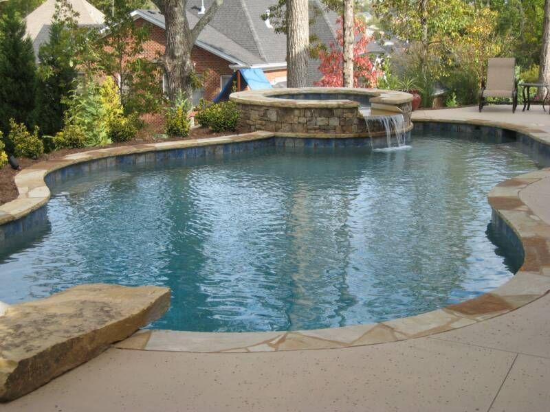 Pool Idea Dream Backyard Pool Swimming Pool Renovation Pool Patio