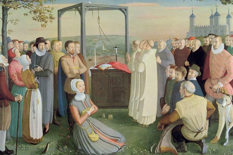 Faith In Elizabethan England