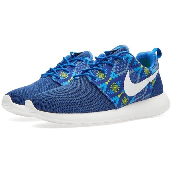 super popular 52d06 54894 ... cheap nike roshe one print 59 liked on polyvore featuring shoes and  sneakers 8e0df 2a022