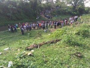 Hallan hombre muerto a orillas del río Yaque en Montecristi