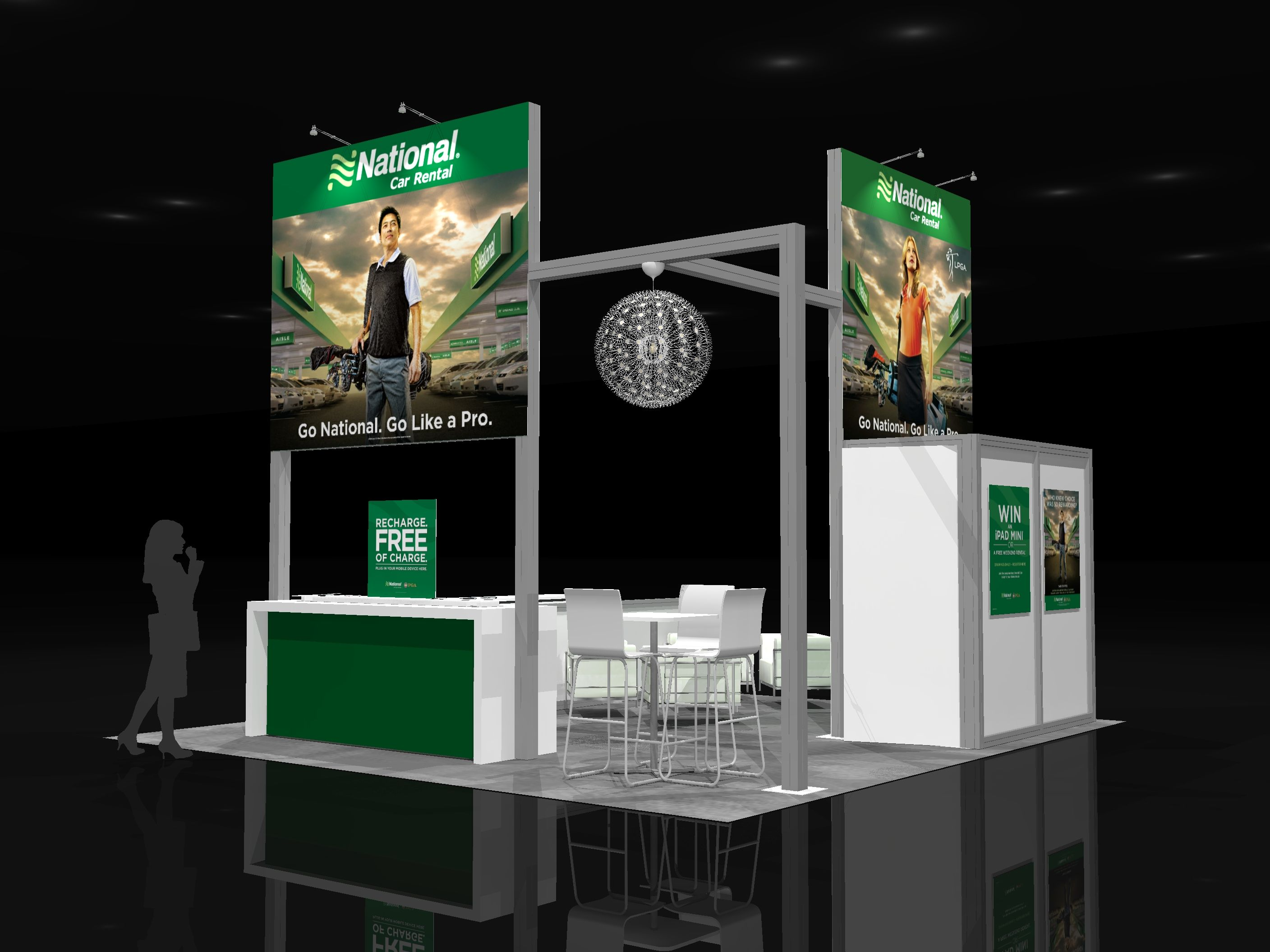 Trade Show Booth Giveaways : Ideas to attract the perfect trade show booth audience