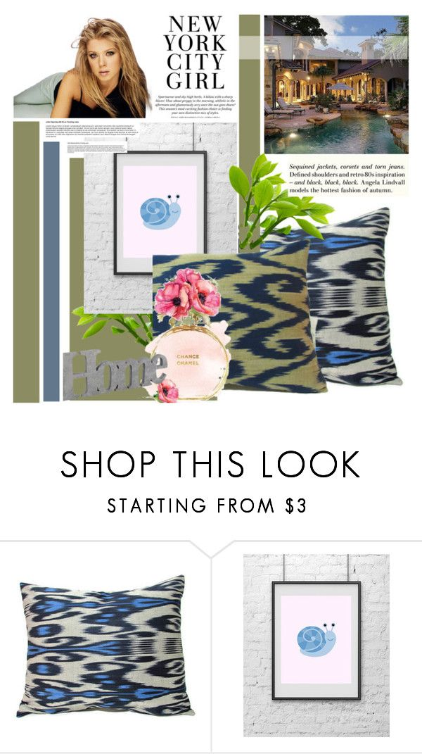 """""""ModernHouseBoutique  15"""" by k-lole ❤ liked on Polyvore featuring Grasslands Road, H&M and modern"""