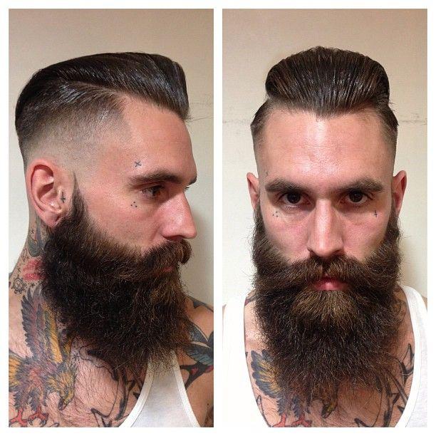 sick blend hair barba sem bigode