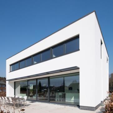 Modelwoning [Olen]   Concrete House