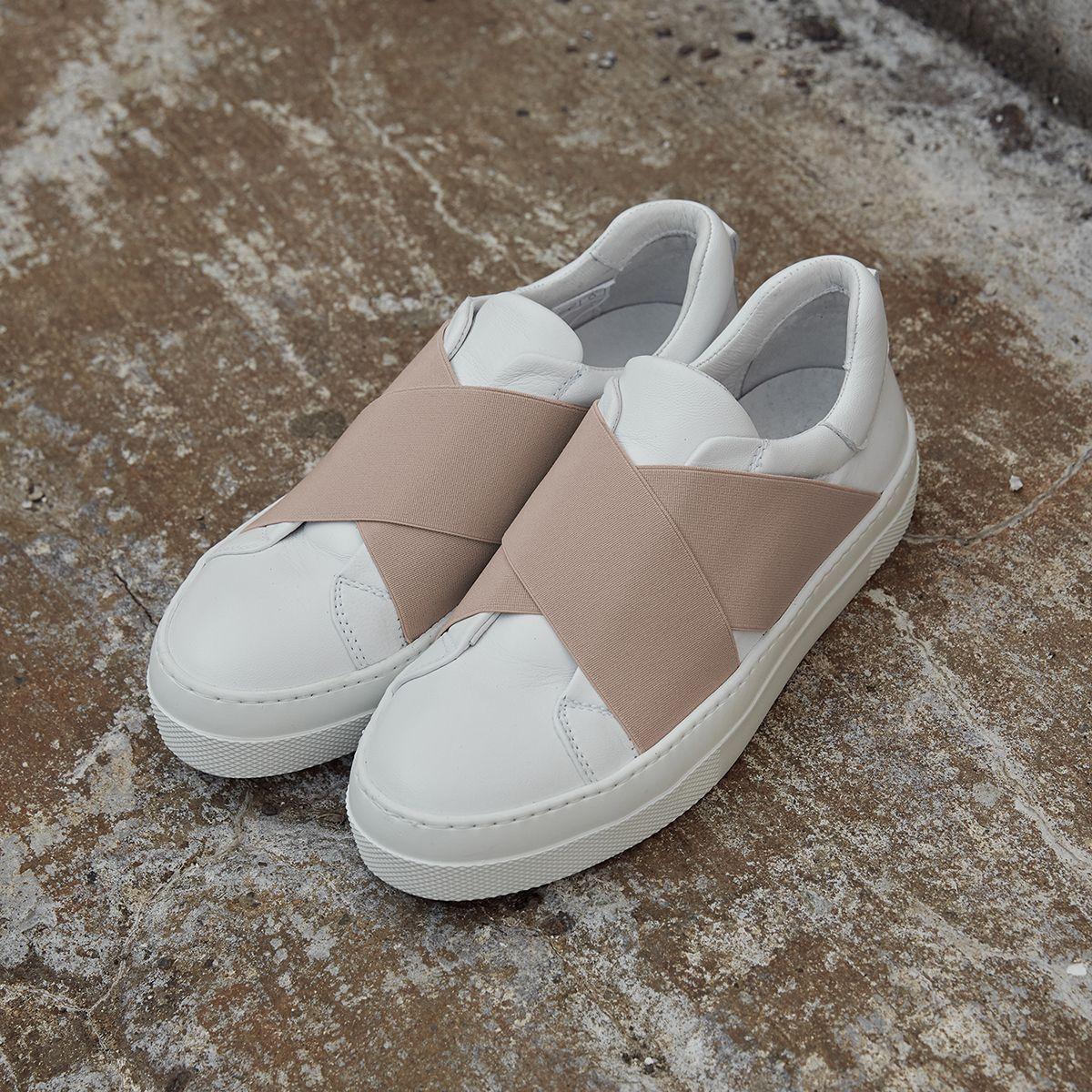 Bedste blonder til at købe adidas Originals Hvide Modesko