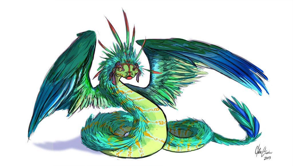 25+ Winged serpents information