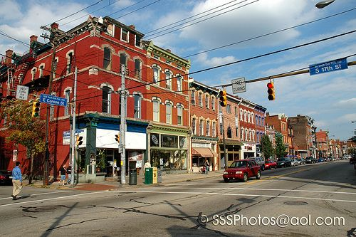South Side Pittsburgh Pa Favorite Places Pittsburgh Pa Pittsburgh Hotels