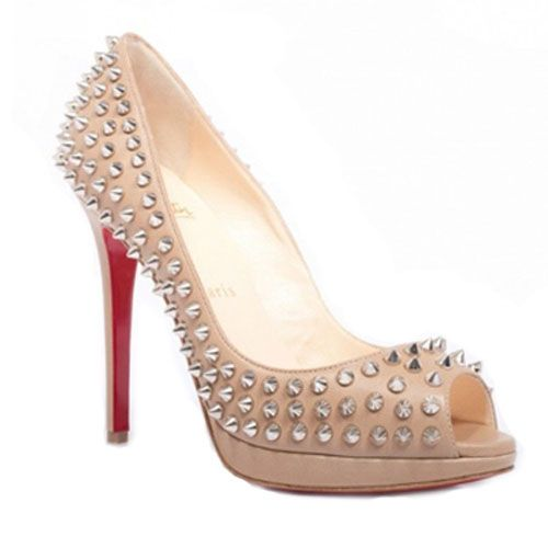 Christian Louboutin Shoes and Christian Louboutin Wedding Shoes, Christian  Louboutin Yolanda Peep Toe Pumps,