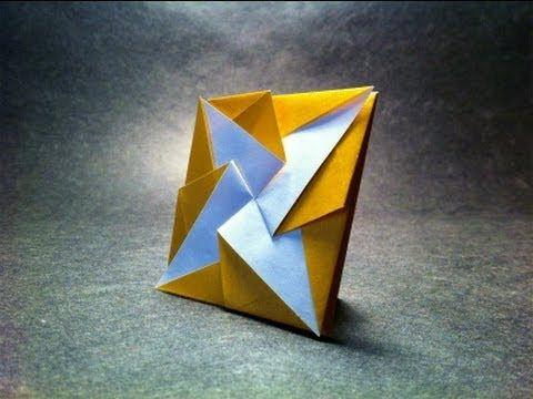 簡単 折り紙 折り紙 小銭入れ 折り方 : jp.pinterest.com