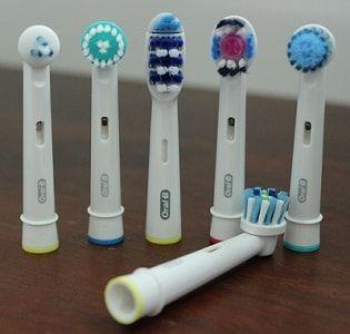 Elektrische Zahnbürste Schädlich