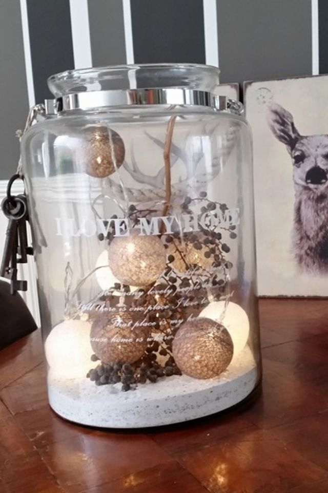 Action lampjes | Things to make | Pinterest - Decoratie