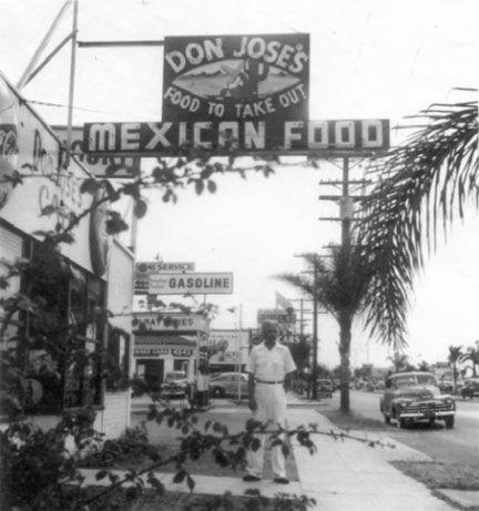 Don Jose's Restaurant • San Diego, CA